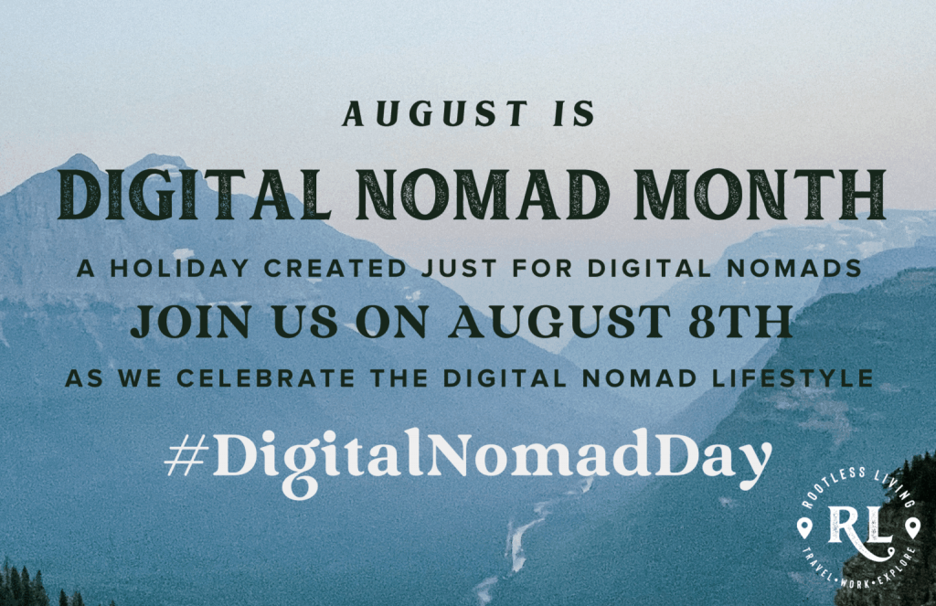2nd Annual Digital Nomad Day